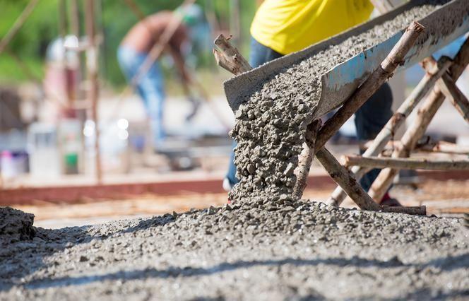 Кто изготовил бетон рисунок из бетона